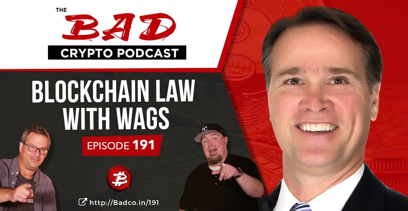 Blockchain Law with Wags