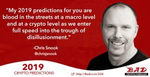 2019 Crypto Predictions - The Experts Weigh In - The Bad