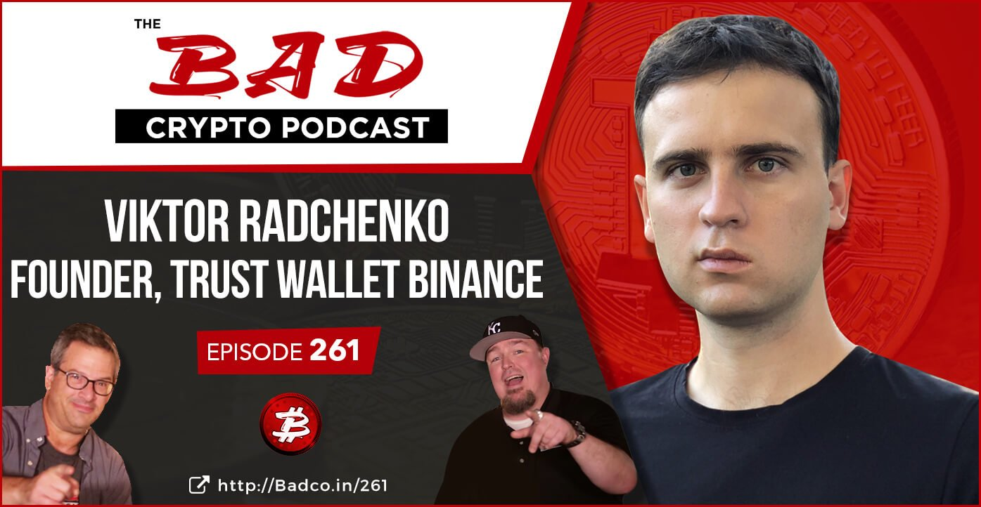 Viktor Radchenko Founder, Trust Wallet Binance