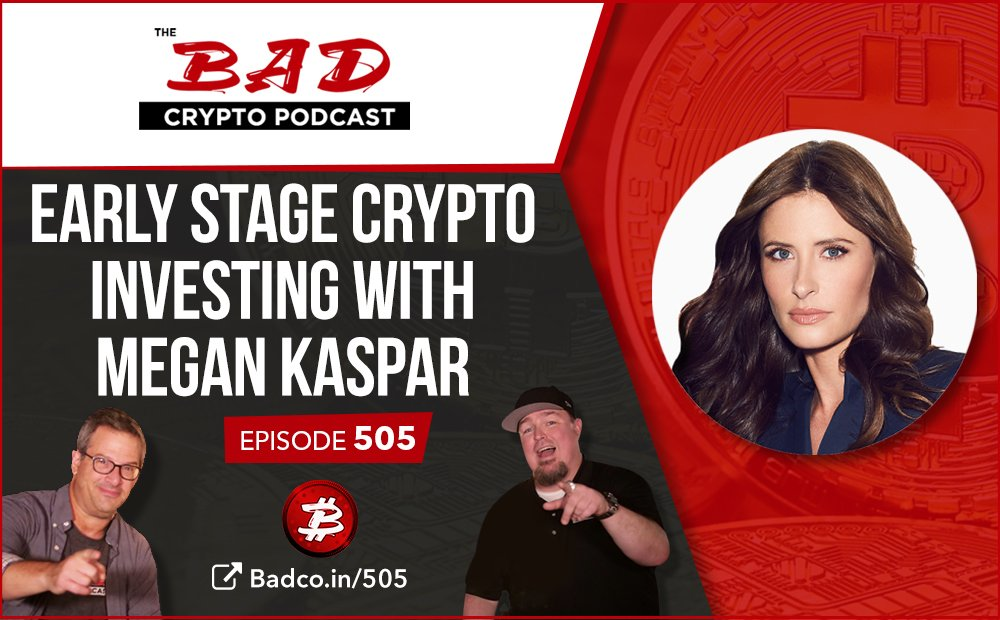 Early Stage Crypto Investing with Megan Kaspar